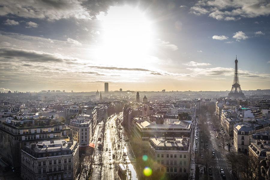 airbnb sur paris