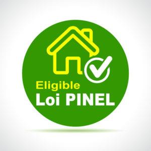 logement éligible loi pinel zone