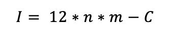 formule interet
