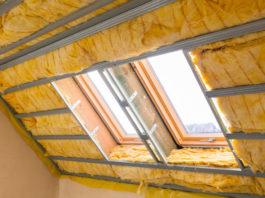 isolation toiture par l'intérieur