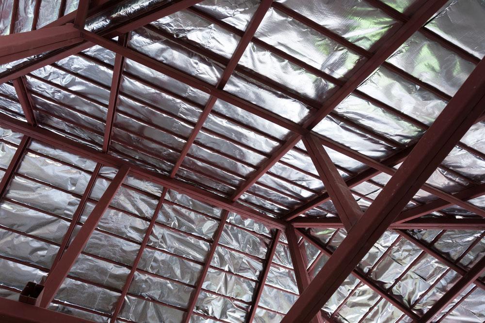 isolant mince sous toiture