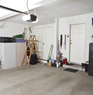 isolation garage