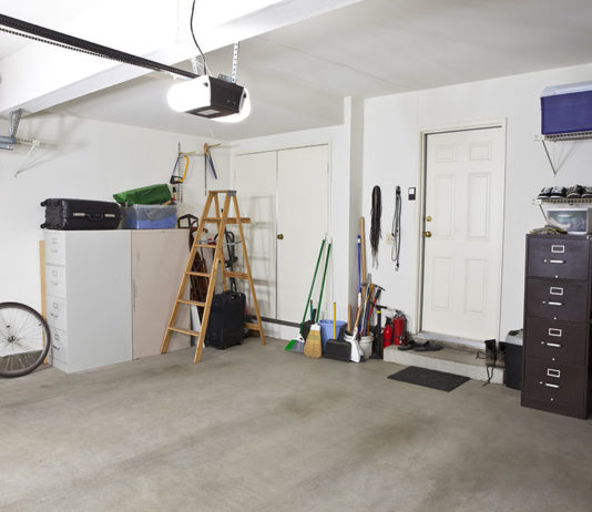 isolation garage